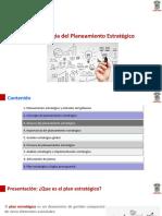 Clase N° 5 - Introducción a la metodología  - Sistema Nacional de Planeamiento Estratégico