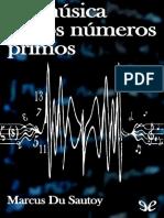 La musica de los numeros primos - Sautov