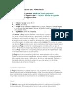 CRIANZA Y CUIDADOS DEL PERRO PUG