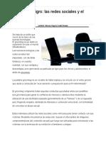 Moreno Negrete Leslie Denisse NOTICIA REPORTE SOBRE PEDOFILIA