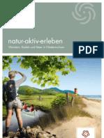 natur-aktiv-erleben. Wandern, Radeln und Meer in Niedersachsen