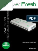 VAC2060_istruzioni
