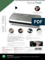 VAC-1090-FOREVER-FRESH-SCHEDA-2016