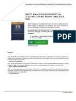 an-introduction-to-analysis-differential-calculu-9788173814624