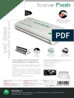 VAC-2060-FOREVER-FRESH-SCHEDA-2013