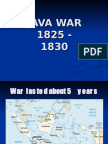 Java War