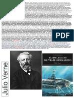 Veinte mil leguas de viaje submarino (del capitan nemo)
