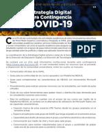 ESTRATEGIA DIGITAL UANL FIME COVID-19
