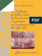 ACADEMIA DE SAN FERNANDO PRIMERA MITAD DEL XIX.pdf