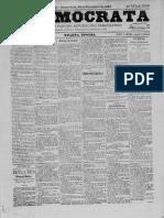 O Democrata 22-12-1893