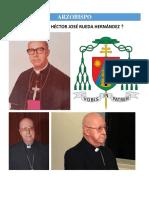Monseñor Héctor Rueda Hernández