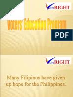 Voters Education