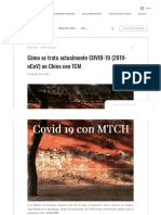 tratamiento coronavirus mtc