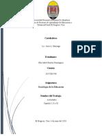 tarea-1 Actividades de los capitulos I,II y III #20172001740