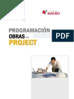 PROGRAMACION DE OBRAS - EDITORIAL MACRO