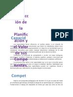 APORTES PLANIFICACIÓN