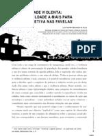 Sociabilidade Violenta - Machado Da Silva