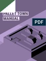 Pokémon Paper Cities - Pallet Town (Manual)