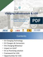 Dr. Bhateshvar_Charging Infrastructure & V2G_24042020
