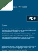 Relapse Prevention.pptx