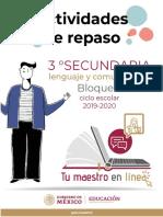 Espanol3SecundariaBloque-I.pdf