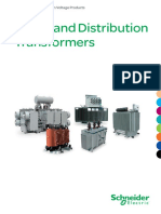 Power And Distribution Transformers Catalog 2015