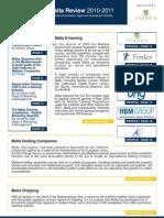 Tax-News Malta Review 2010-2011