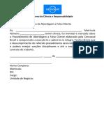 Termo Ciência de Abordagem_Prevenção de Perdas