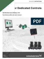 Grundfosliterature-Modbus for Dedicated Controls