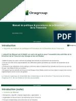 Manuel de politique & procédures de la DT Groupe _PPT.docx