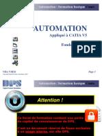 DPS-VBA-FONDAMENTAUX-CATIAV5