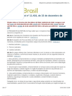 lei 11416-2006