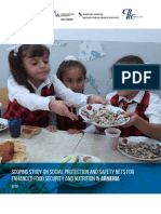 Scoping Study on Social Protection and Safety Nets for Enhanced Food Security and Nutrition in Armenia 2018 ENG