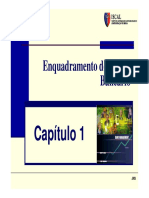 1 - Enquadramento do Sector Bancário
