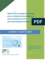Carnet sanitaire Puy-de-Dôme 2016