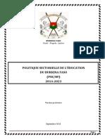 PSEducBurkina 2014 2023