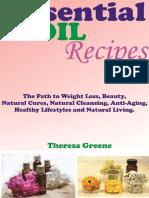 Os oleos essenciais RECEITAS_ O - THERESA GREENE