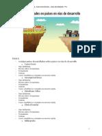 Enfermedades en Países en Vías de Desarrollo (1)