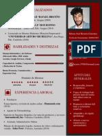 Resumen Curricular -  Hector Herrera