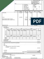 Invoice Tagihan Listrik RSU KALIANDA Juni 2020