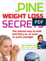 Alpine Weight Loss Secrets - Chapter 1 -3
