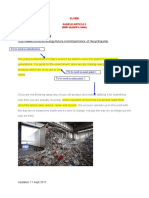 Article 3 (Importance of Recycling) (1)