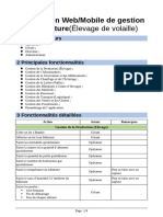 Aviculture_Cahier Des Charges