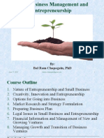 1 Nature of Entrepreneurship and Small Business_final
