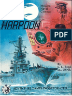 Harpoon 1st Edition [Adventure Games 1981]