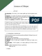 Sciences et Ethique.docx