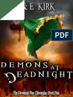 A&E Kirk - Divinicus Nex Chronicles 01 - Demons at Deadnight