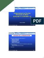 CSTB3 Eurocode 2 simplifié et avancé