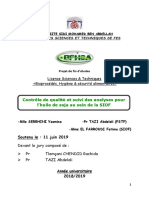 Controle de Qualite Et Suivi d - SERRHINI Yasmina_5515