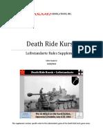 Death Ride Kursk - Leibstandarte Supplement